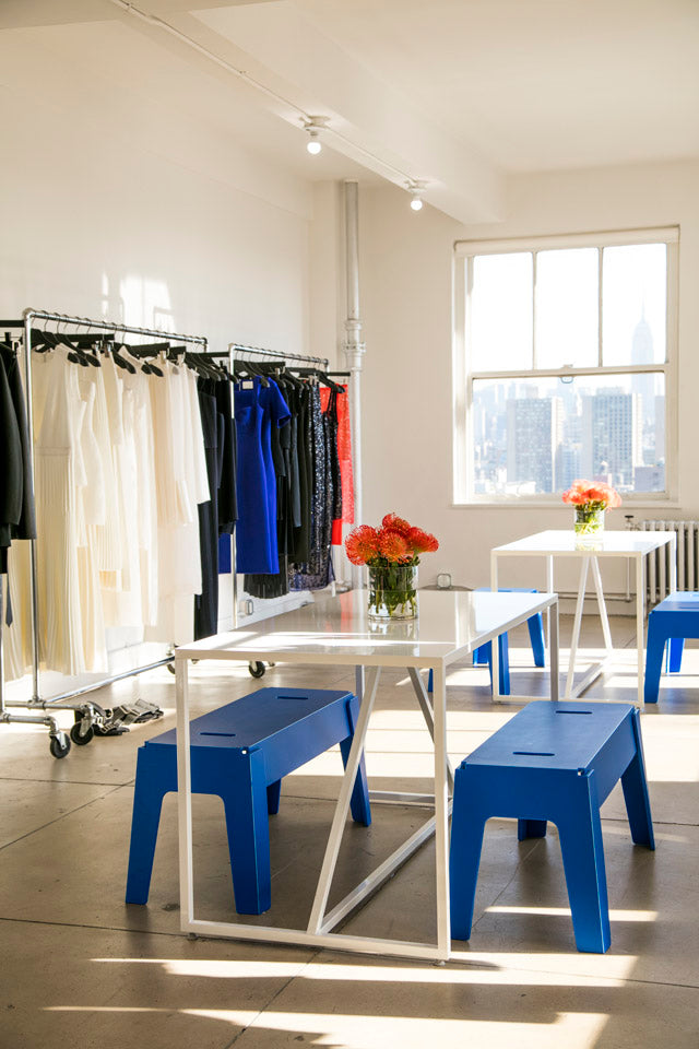 Dion Lee Showroom New York | Butter Bench DesignByThem