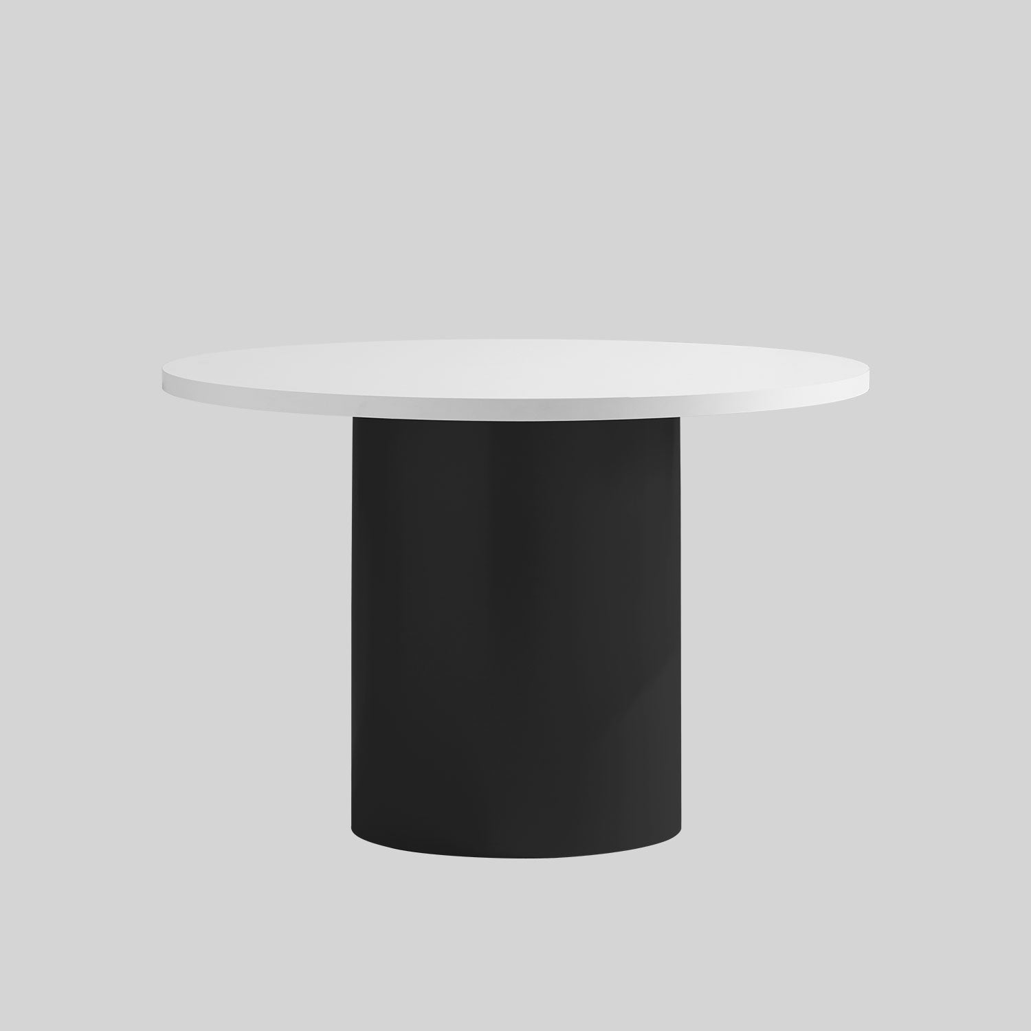 Dial Dining Table | Black, White or Timber Indoor or Outdoor Use | DesignByThem