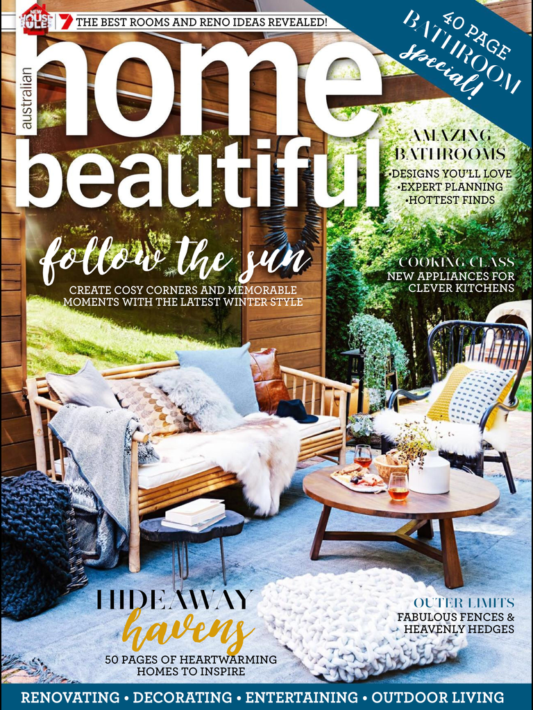 Home Beautiful Alfred Magazine Rack DesignByThem