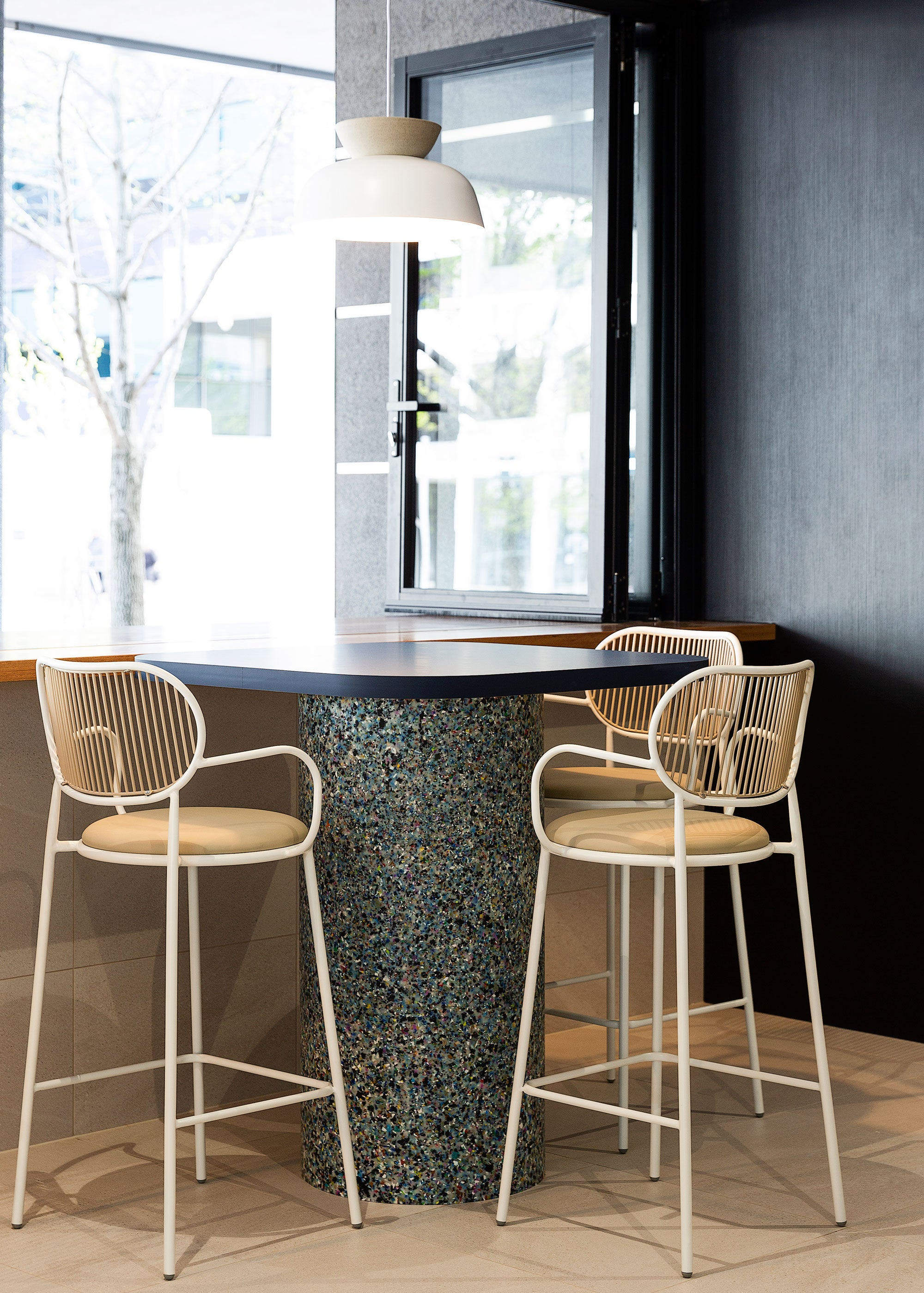 Piper, Bobby and Confetti at 11 Moore St by Davenport Campbell and Intermain | DesignByThem Furniture