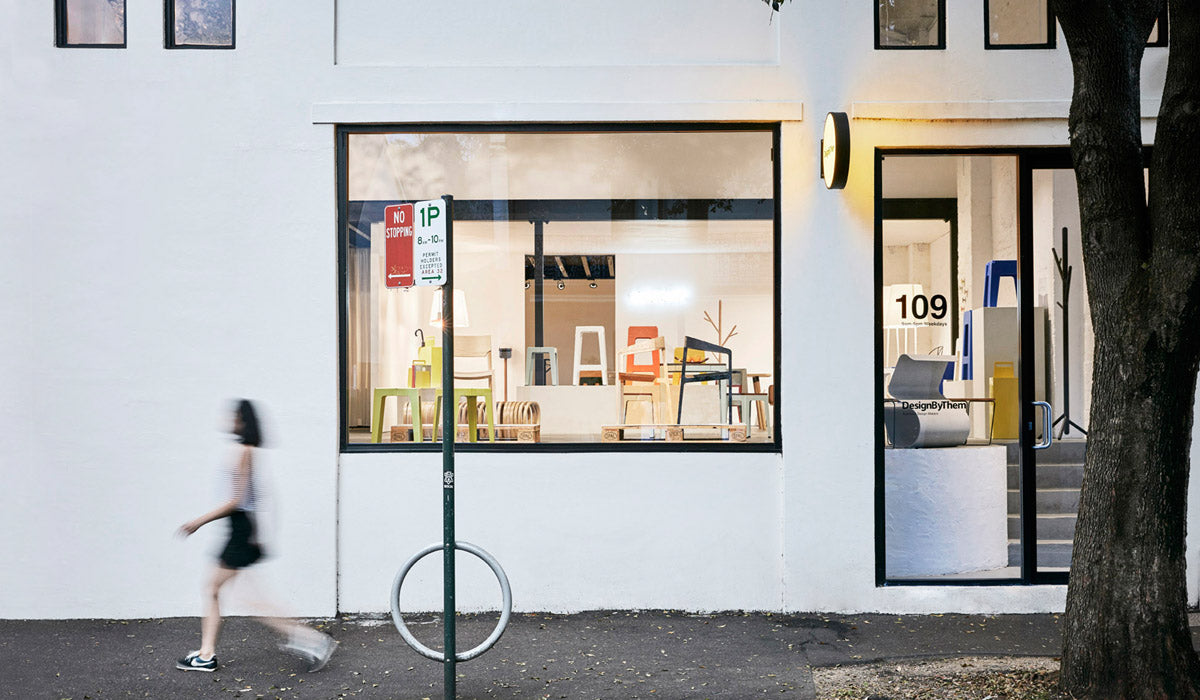 DesignByThem Showroom, Chippendale Sydney