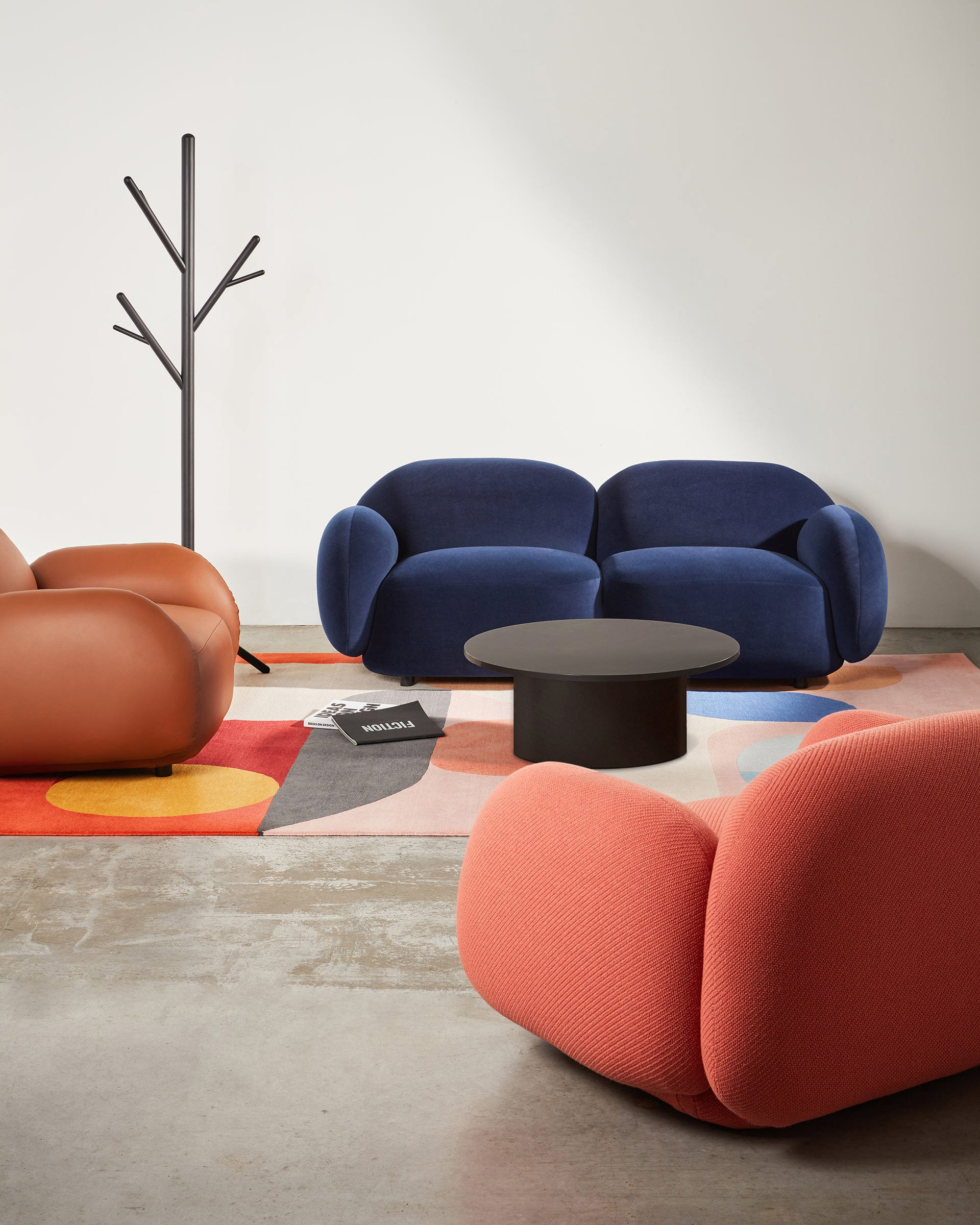 Sundae Armchairs & Lounges   Upholstered Home and Commercial Seating   Jason Ju   DesignByThem