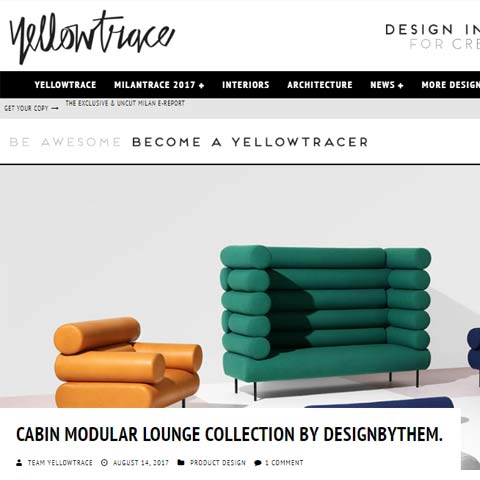 Yellowtrace | Cabin Lounges