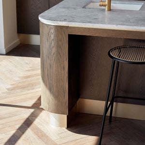 Piper Bar Stool | Kitchen by Clever Colour and Design | DesignByThem | Gallery