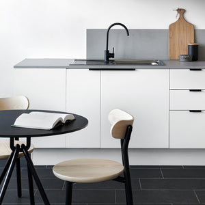 Piper Cafe Table Them Chair Black Wattle by Turner Studio | DesignByThem | Gallery