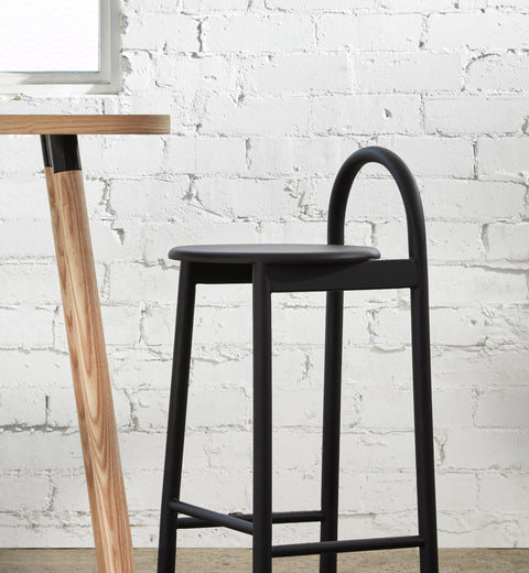 Bobby Bar Counter Stool Metal | Stainless Steel Indoor Outdoor | Daniel Tucker | DesignByThem