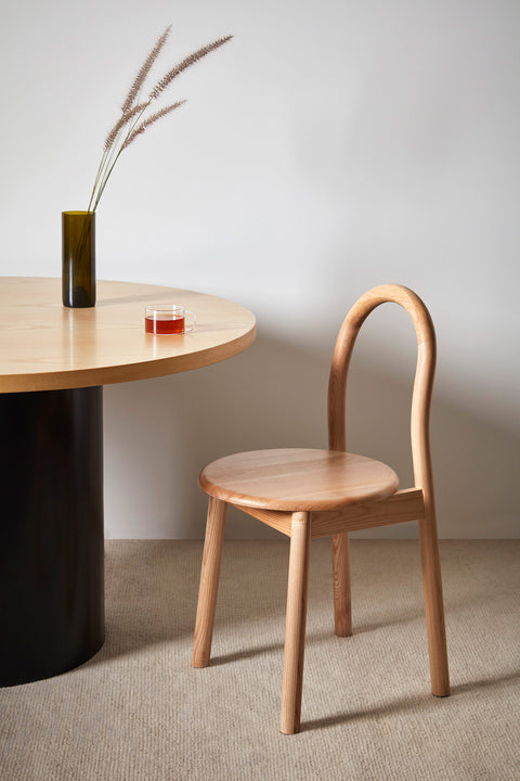 Bobby Chair | Timber Wooden Dining Chair | Daniel Tucker | DesignByThem