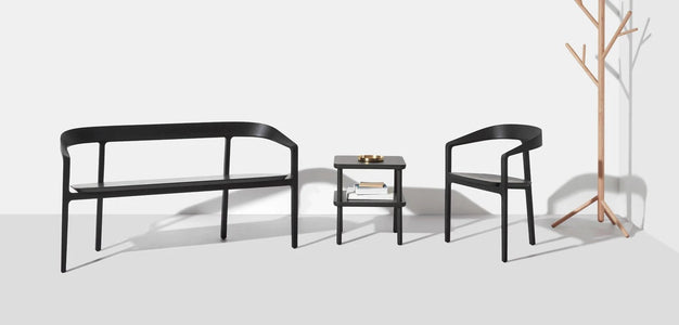 Bow Bench | Chairs | Tom Fereday | DesignByThem | Gallery