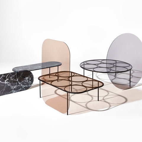 Chapel Glass Coffee Table by Nikolai Kotlarczyk | DesignByThem