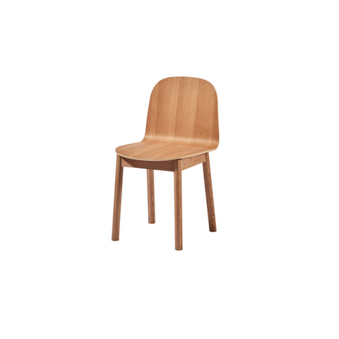 Potato Chair - Oak - Timber Base