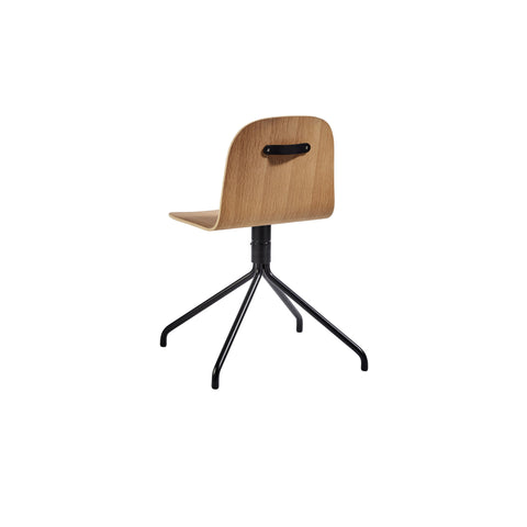 Potato Chair - Oak - Swivel Base