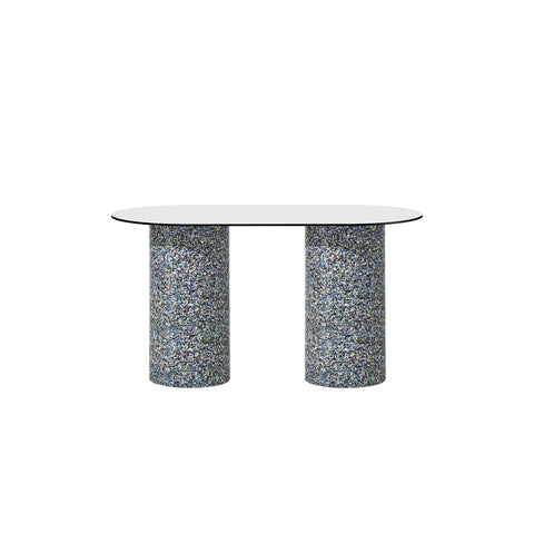 Confetti Pill Bar Table