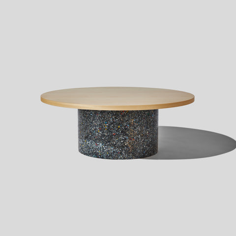 Confetti Coffee Table | 100% Recycled Plastic Indoor/Outdoor Furniture | DesignByThem | GibsonKarlo