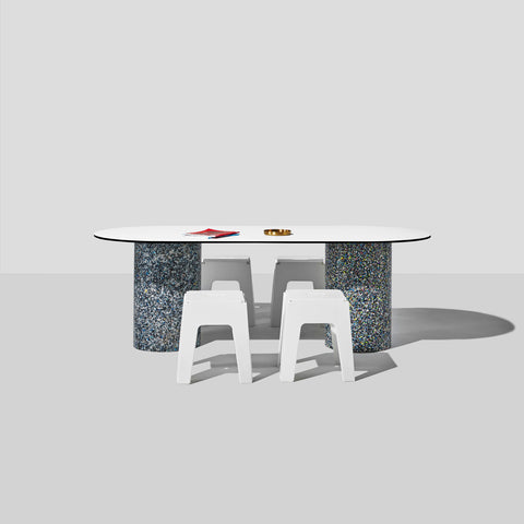 Confetti Dining Table