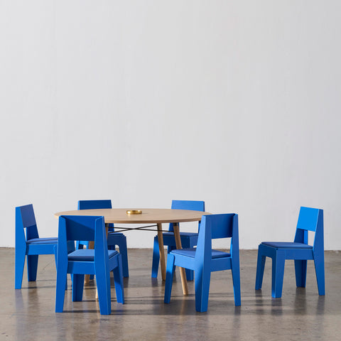 Partridge Round Table - Large | Dining & Meeting Tables | Nicholas Karlovasitis & Sarah Gibson | DesignByThem