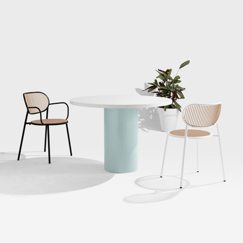 Dial Table - Cylinder | Dining & Meeting Tables | DBT Studio | DesignByThem