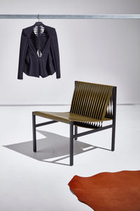 DL Lounge Chair by Dion Lee