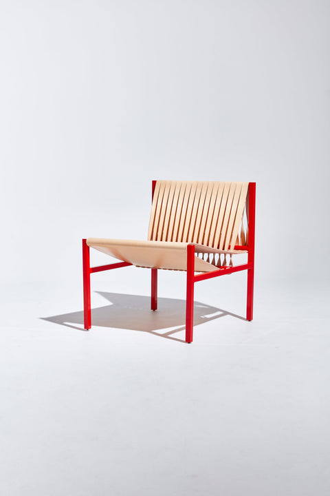 DL Lounge Chair by Dion Lee, Sarah Gibson & Nicholas Karlovasitis | DesignByThem