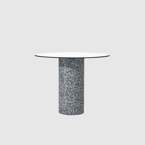 Confetti Round Bar Table