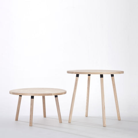Partridge Round Table - Small | Dining & Meeting Tables | Nicholas Karlovasitis & Sarah Gibson | DesignByThem