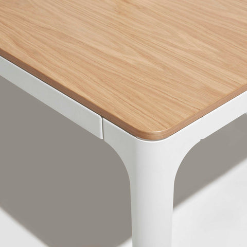 Pop Table - Rectangle - Timber Top