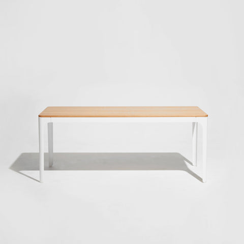 Pop Table - Square - Timber Top