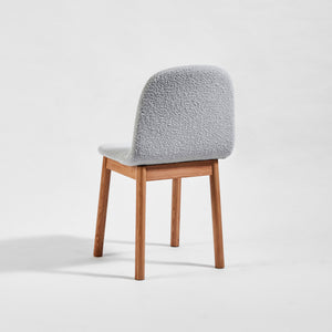 Potato Chair | Timber Dining Office Chair with Handle | GibsonKarlo | DesignByThem | Gallery