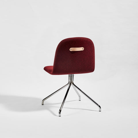 Potato Chair - Upholstered - Swivel Base