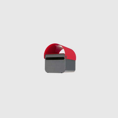 TomTom Letterbox | Outdoor Accessories | Red, Yellow, Blue, Grey | DesignByThem