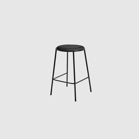 Piper Bar Counter Stool Upholstered | Fabric or Leather Seat | Designed by GibsonKarlo | DesignByThem