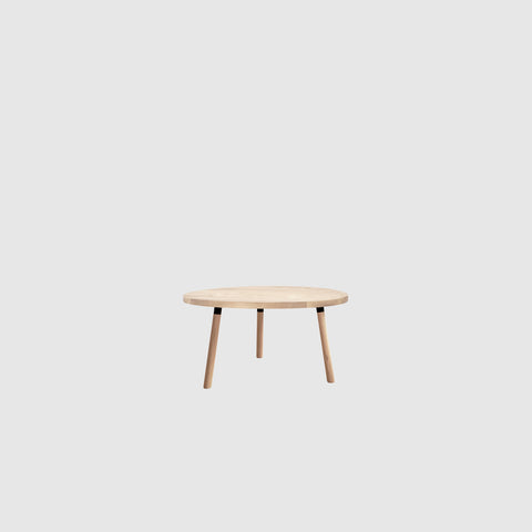 Partridge Round Coffee Table | Coffee & Side Tables | Nicholas Karlovasitis & Sarah Gibson | DesignByThem