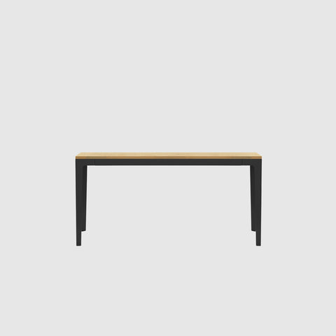 Tuck Table - Rectangle - Timber Top
