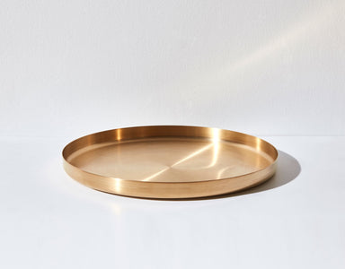Radial Tray | Brass Bowl Homewares | DesignByThem | Gallery