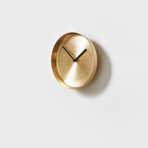 Radial Clock | Wall Accessory | Silent Continuous Sweep Movement | DesignByThem