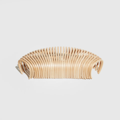 Ribs Bench | Low Stools & Benches | Stefan Lie | DesignByThem