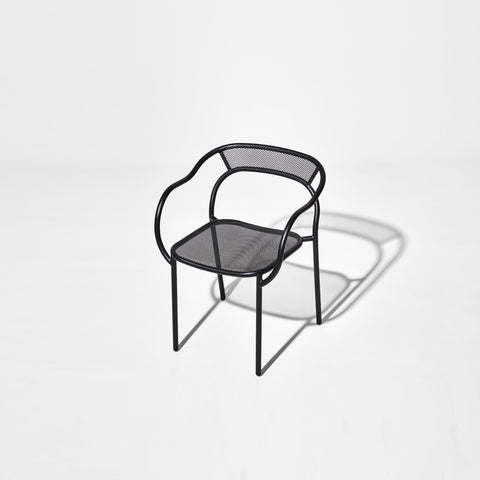 Soda Chair by Marcel Sigel for DesignByThem | Powder Coated Stainless Steel