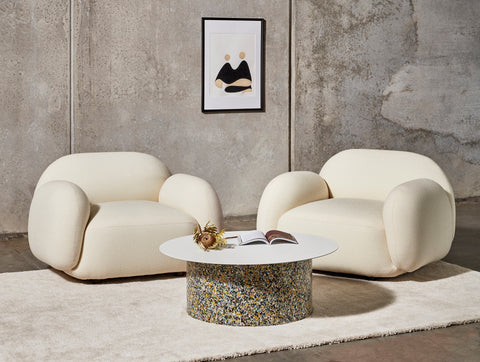 Confetti Coffee Table Sundae Lounges | DesignByThem | Gallery