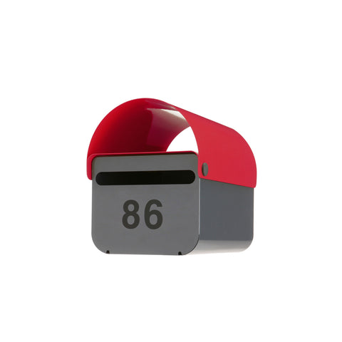Red TomTom Letterbox | Outdoor Accessories | DesignByThem