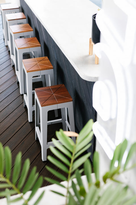 Timber Tuck Bar Stool