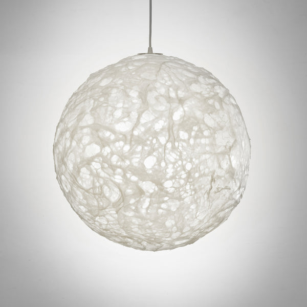 ... Web Light | Recycled Plastic Pendant Light | Sustainable Design ...