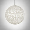 Web Light | Recycled Plastic Pendant Light | Sustainable Design