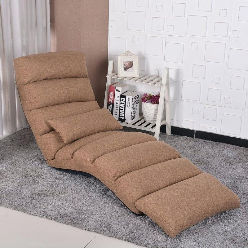 Chaise Foldable Living Loungers