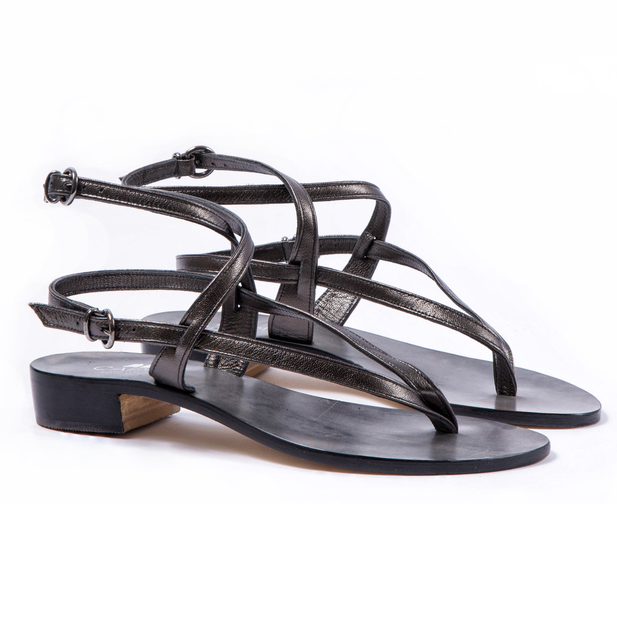 Sorrento - Flat Shoes Strappy