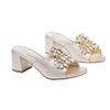 CL08B50 - RIVPLA - Ladies Sandals With Stones