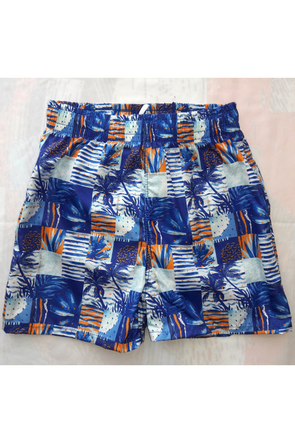 BSH03-Boy's Tactel Printed Board Shorts