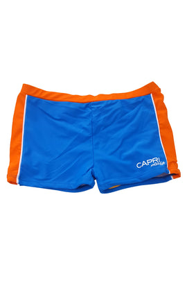 BST01-Boy's Plain Lycra Shorts - CAPRI LIFESTYLE READY MADE GARMENTS TRADING L.L.C