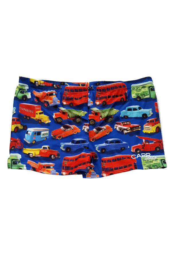 FST01-Boy's Printed Lycra Shorts