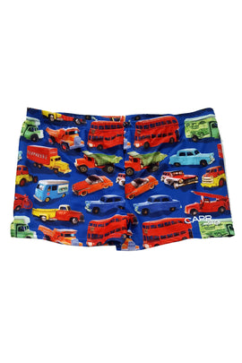 FST01-Boy's Printed Lycra Shorts - CAPRI LIFESTYLE READY MADE GARMENTS TRADING L.L.C