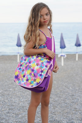 GHB01-Girls Body Bag - Popstar Mood - CAPRI LIFESTYLE READY MADE GARMENTS TRADING L.L.C