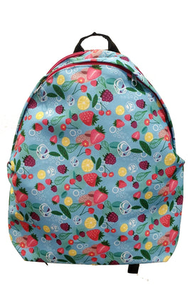 GRS03-Girls Back Pack - Fruit Mood - CAPRI LIFESTYLE READY MADE GARMENTS TRADING L.L.C